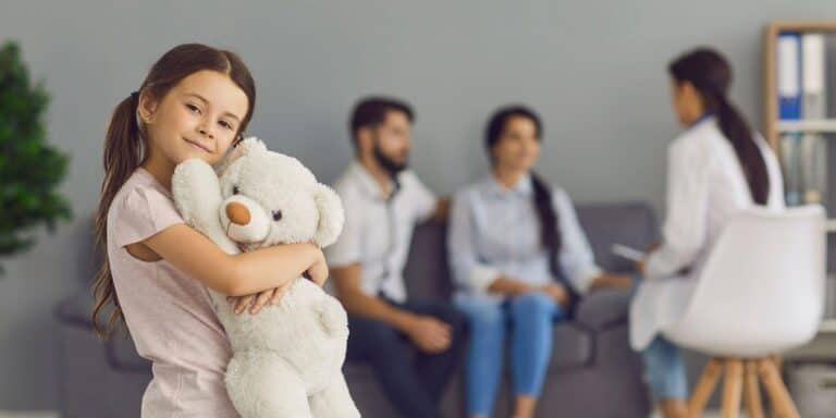 rodzina na psychoterapii